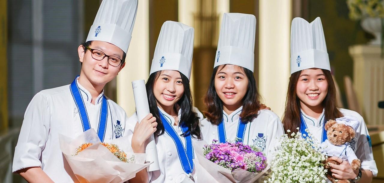 Các kỳ nhập học trong năm của Học viện Le Cordon Bleu, Úc