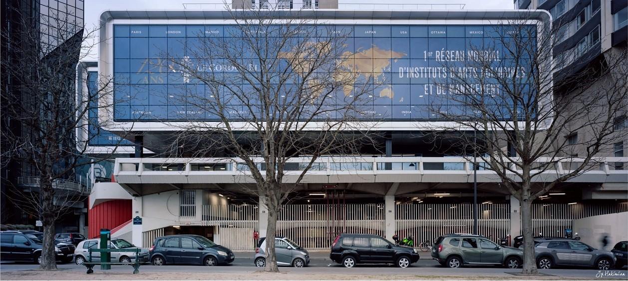 Cơ sở mới của Le Cordon Bleu Paris