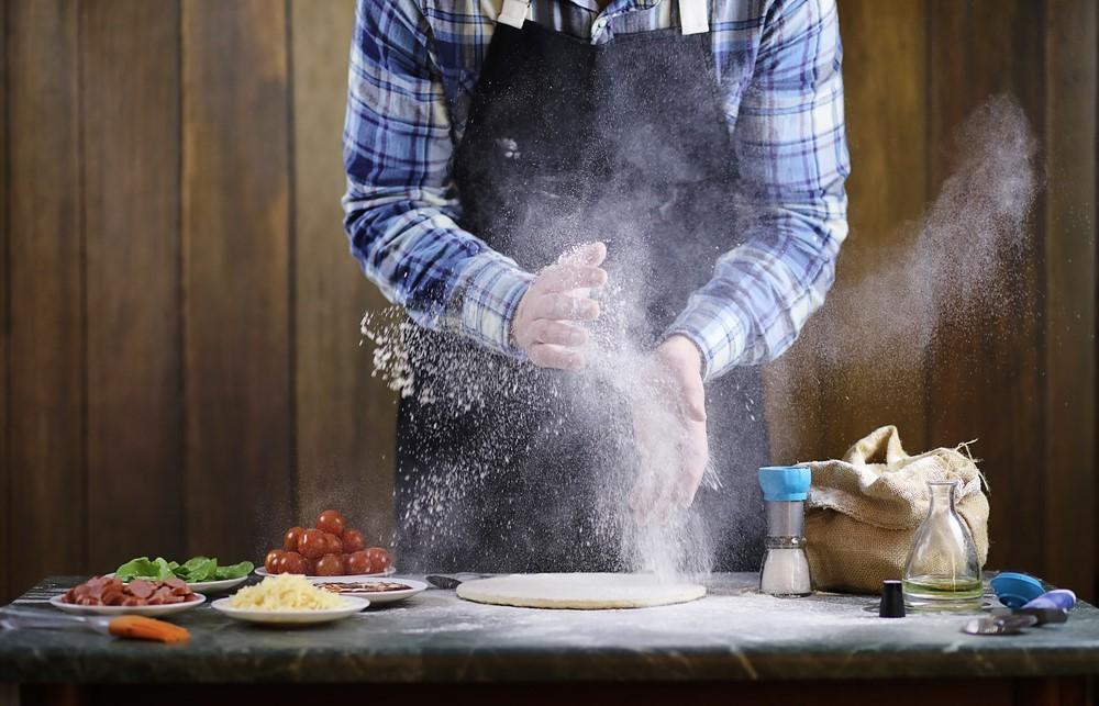 Thợ làm bánh