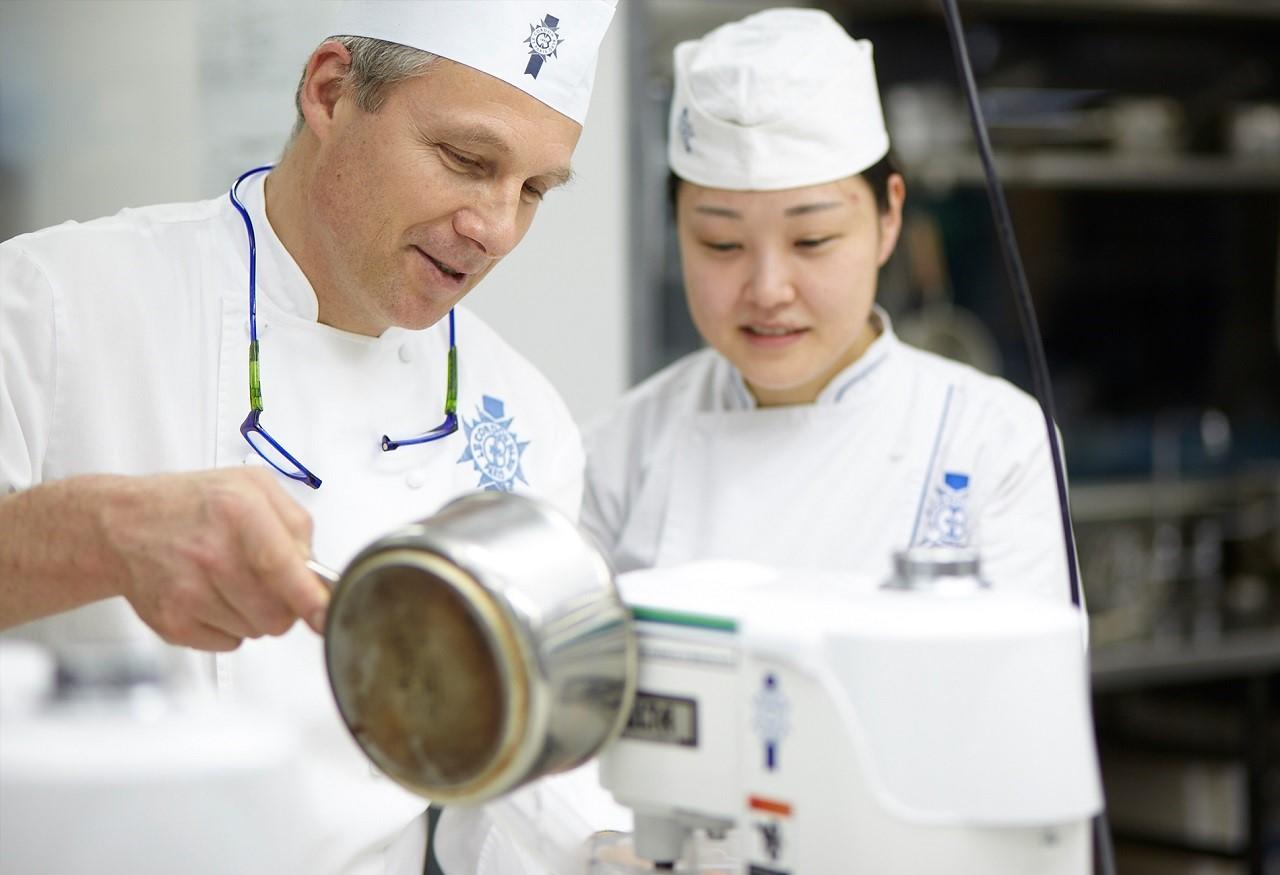Le Cordon Bleu Sydney mang đến cho sinh viên cơ hội học tập với các chuyên gia