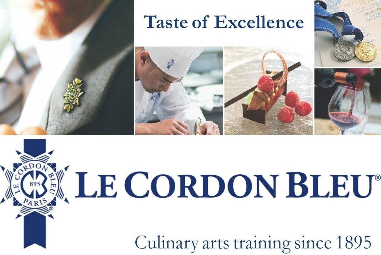 Học viện Le Cordon Bleu với hơn 120 năm kinh nghiệm đào tạo ẩm thực danh tiếng