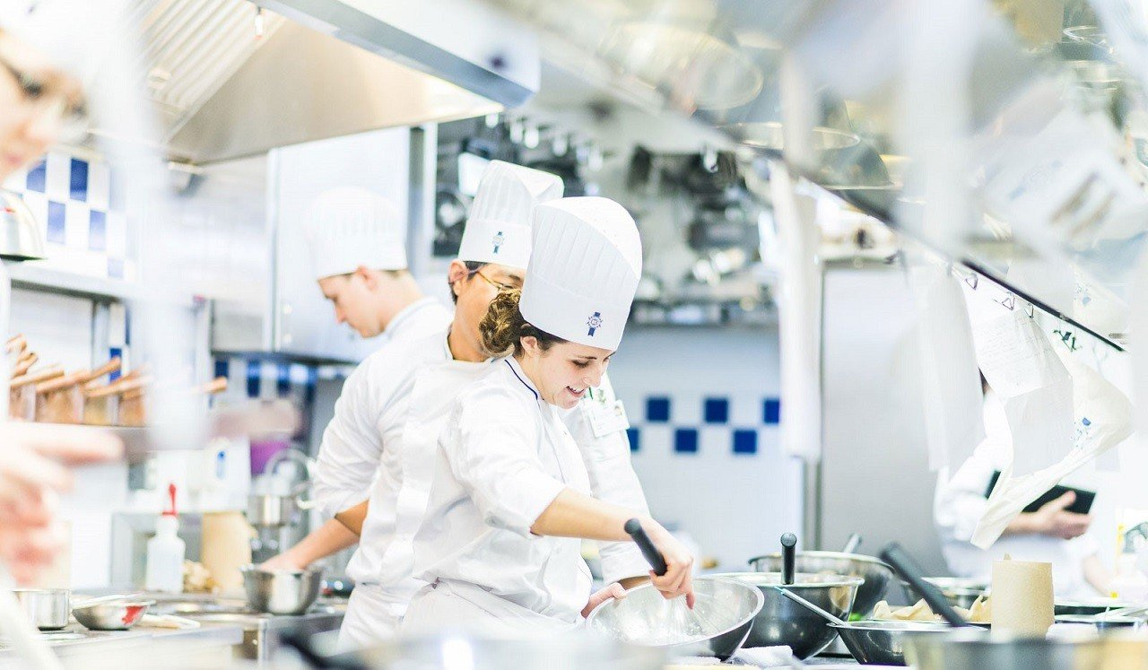 Học viện Le Cordon Bleu chính là nơi giúp bạn phát triển kỹ năng làm việc