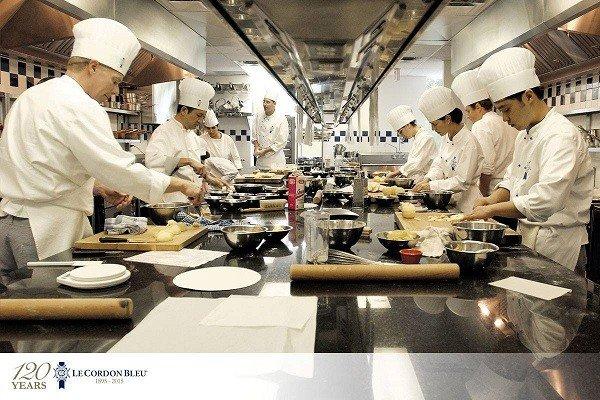 Học viện top 10 thế giới về đào tạo nghề làm bánh thế giới – Le Cordon Bleu