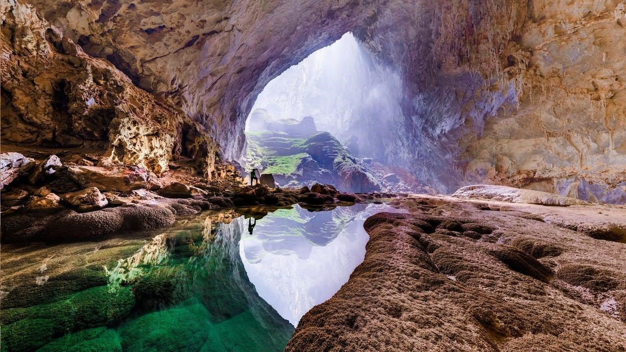Sơn Đoòng ghi nhận kỷ lục là hang động tự nhiên dài nhất thế giới