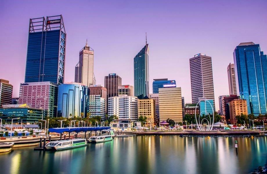 Thành phố mới nổi đang trên đà phát triển mang tên Perth