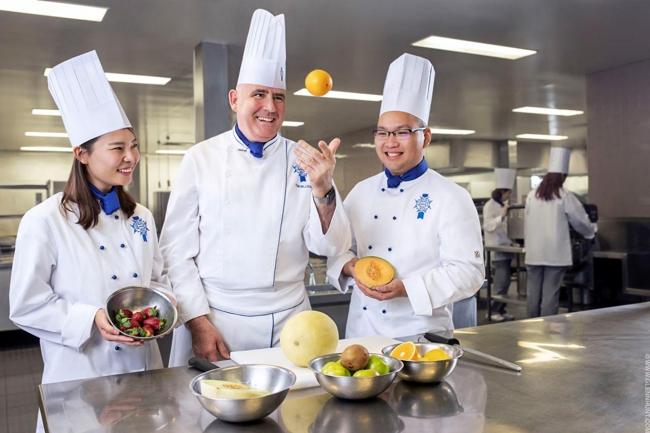 Lựa chọn du học Úc ngành ẩm thực cùng Học viện Le Cordon Bleu Melbourne