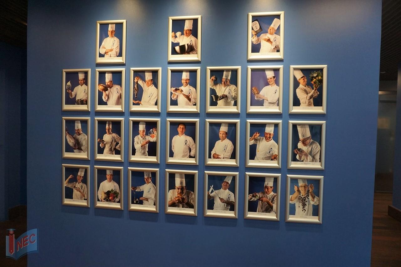 Những đầu bếp nổi tiếng đang công tác tại Le Cordon Bleu