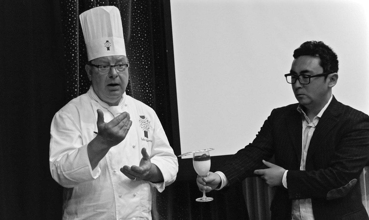 Sao vàng Michelin 2016 - đầu bếp 4