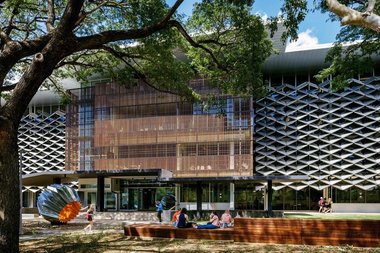 Khu học xá của JCU tại Townsville