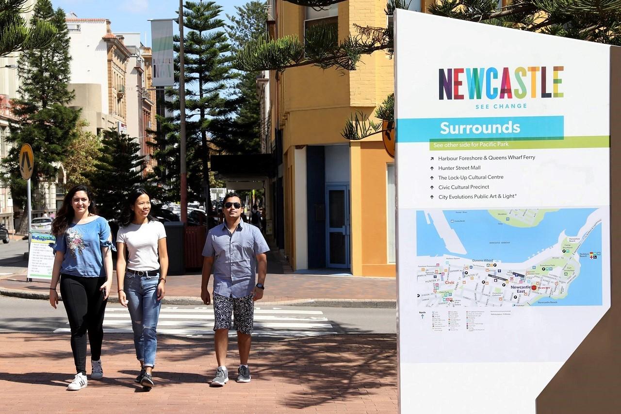 Đã có hơn 1.000 học sinh NIC chuyển tiếp đến hơn 50 chương trình lấy bằng tại Đại học Newcastle