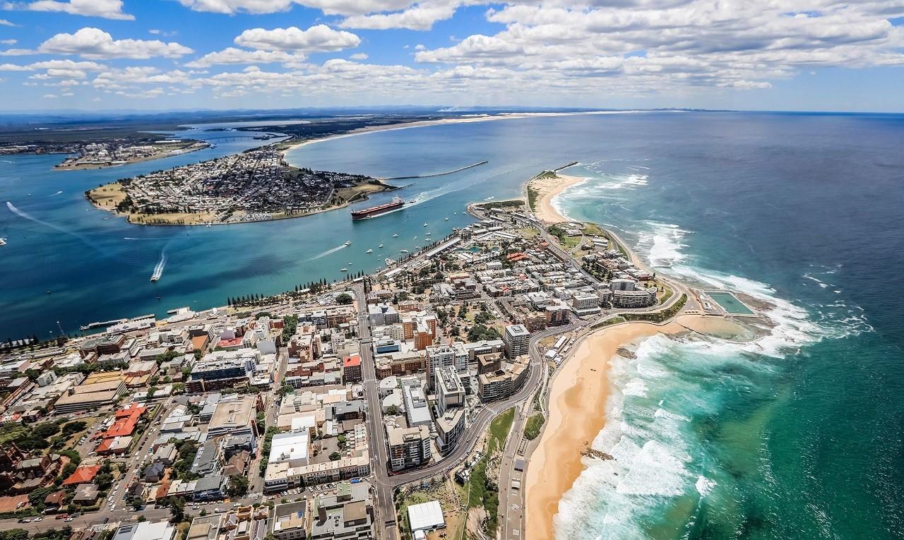 Newcastle - Thành phố đáng sống bậc nhất bang New South Wales