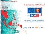 125 suất học bổng toàn phần từ EU dành tặng sinh viên khối ASEAN