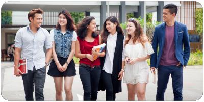 Các ngành học tại JCU Singapore