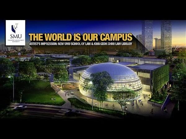 Tổng quan về Đại học Quản lý Singapore (SMU) 2019-2020