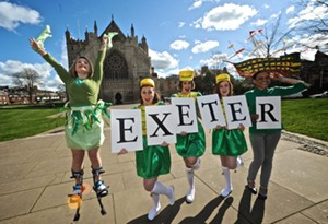 university-of-exeter-student