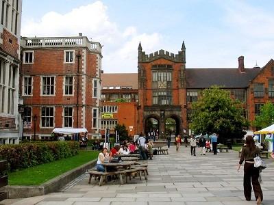 Học bổng du học Anh lên đến 50% cho khóa Thạc sỹ tháng 9/2012 từ Đại học Newcastle