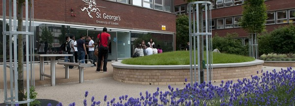 INTO St George's, University of London