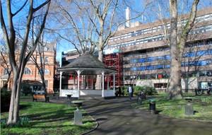 INTO – Đại học City, London