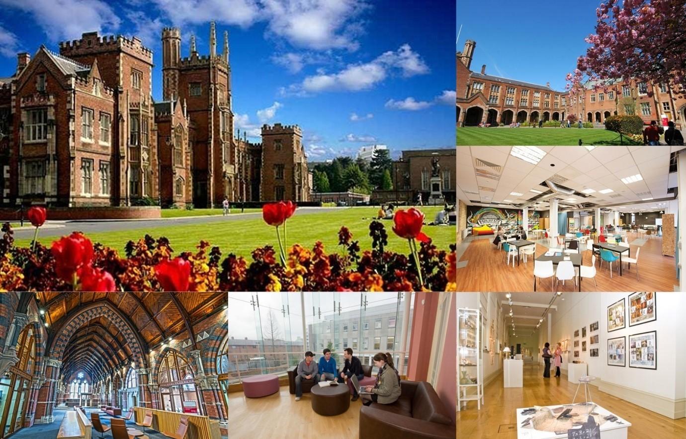 Du học Anh ngành Kiến trúc cùng một trong những trường Đại học đẹp nhất UK