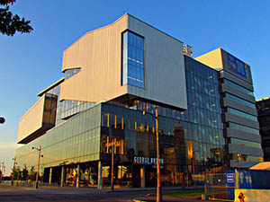 Cao đẳng George Brown - Toronto 2020