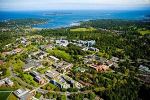 Đại học Victoria, tỉnh British Columbia