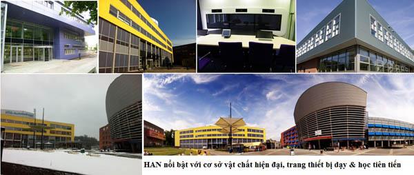 Hội thảo du học Hà Lan 2014