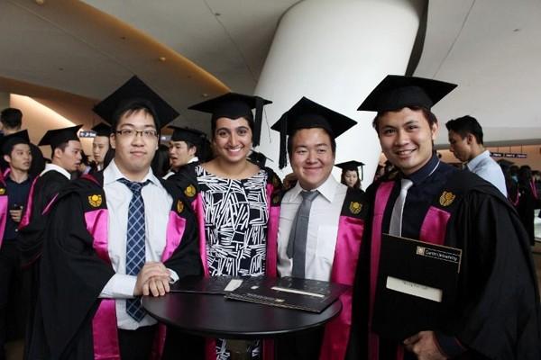 Đại học công lập Curtin Úc tại Singapore