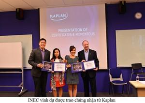 Tập Đoàn Giáo Dục Kaplan Hoa Kỳ tại Singapore