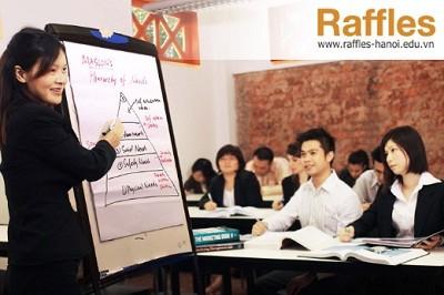 Tập đoàn giáo dục quốc tế Raffles – Singapore