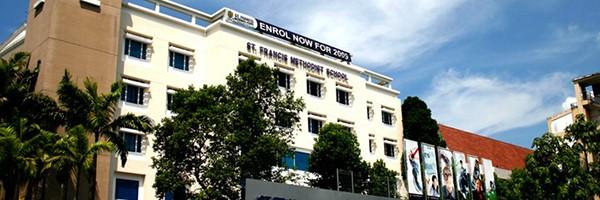 Trường Trung học St. Francis Methodist School (SFMS)