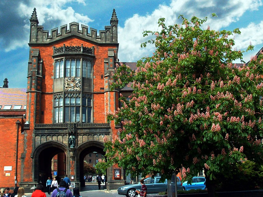 Hội thảo học bổng du học Anh - Đại Học Newcastle
