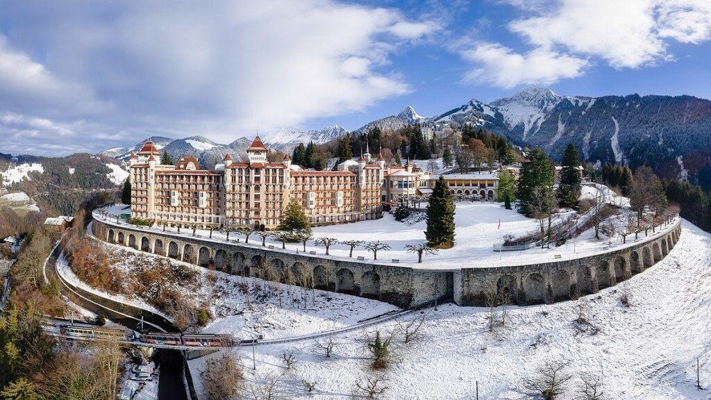 chương trình hospitality Thụy Sĩ