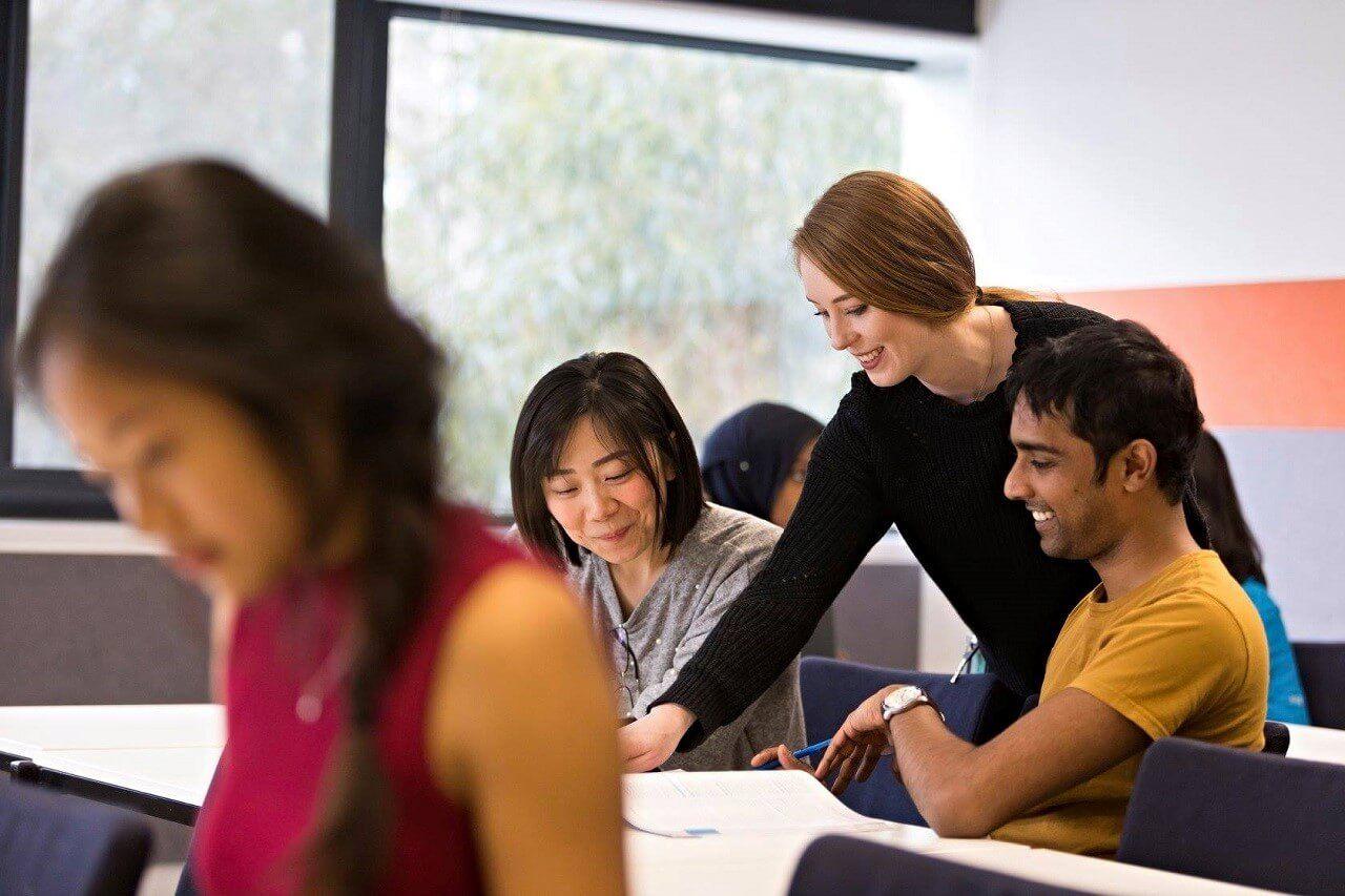 Học dự bị đại học tại Úc