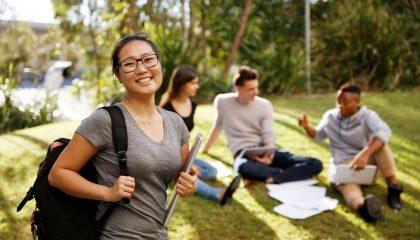 Chuyển tiếp đại học Úc