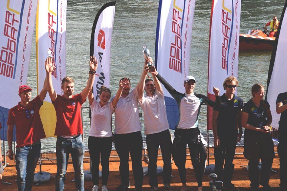 HAN SolarBoat Team giành giải nhất hạng mục A tạiSolar Sport Rotterdam