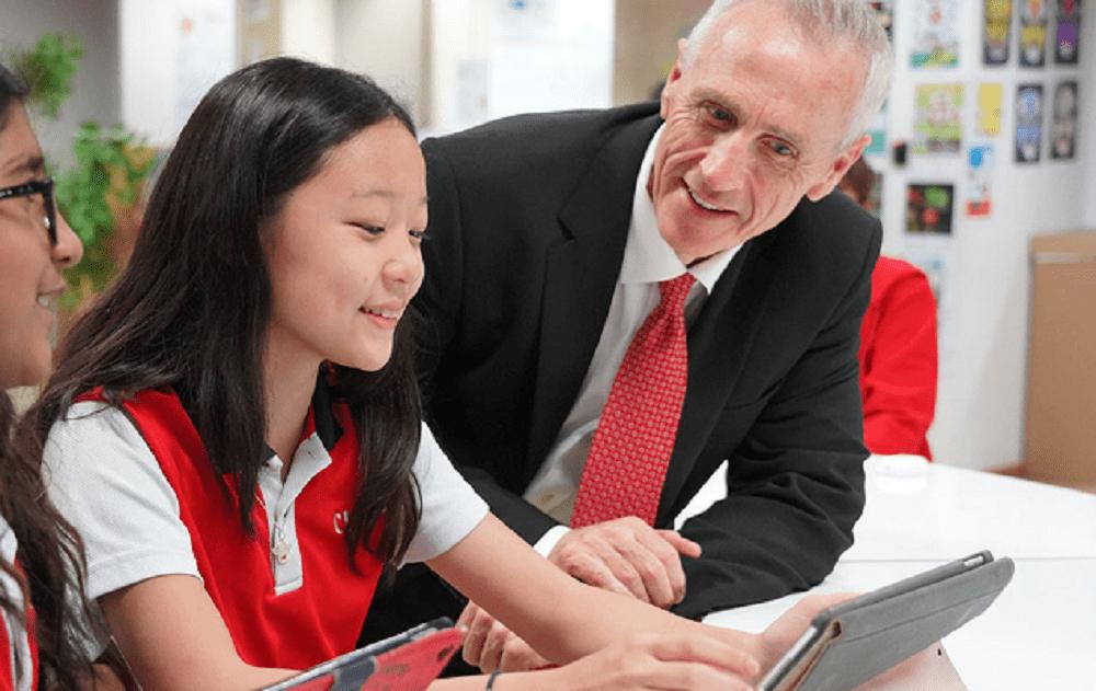 Đội ngũ giáo viên của CIS luôn theo sát và hỗ trợ tốt nhất cho học sinh của trường
