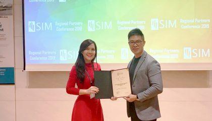 Giải thưởng SIM 2019