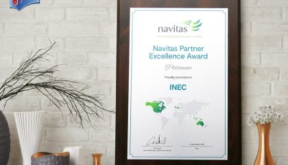 Giải thưởng Bạch kim Navitas 2019