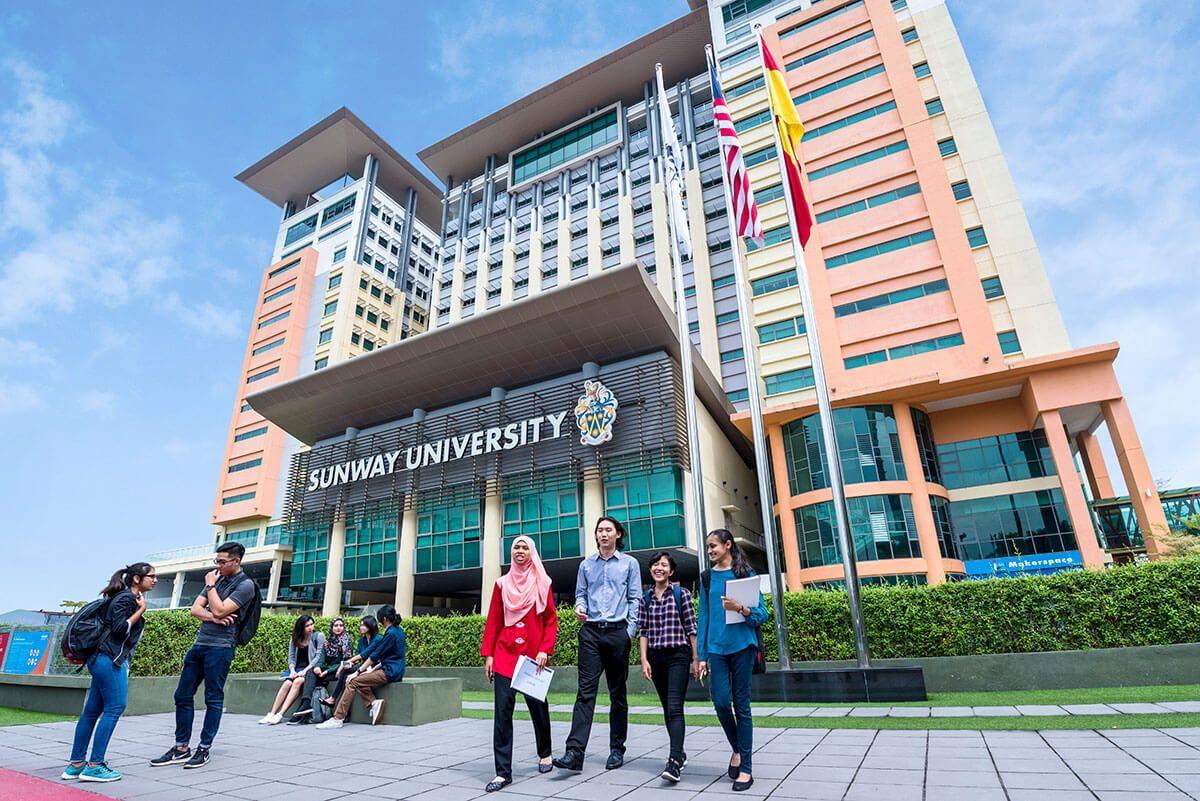 Lộ trình du học quốc tế tại Sunway