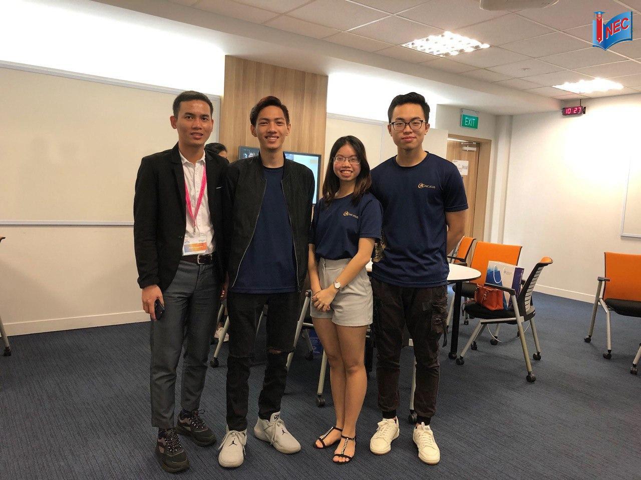 Hội nghị đối tác cấp cao JCU Singapore