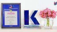 Giải thưởng Kaplan Singapore 2020