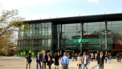 Đại học KHUD Saxion khu học xá Enschede
