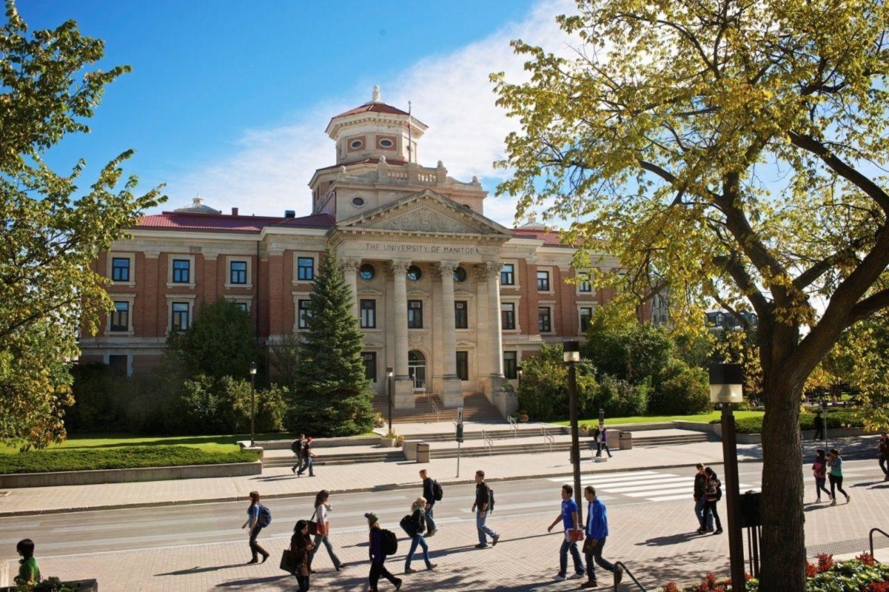 Du học Canada Đại học Manitoba