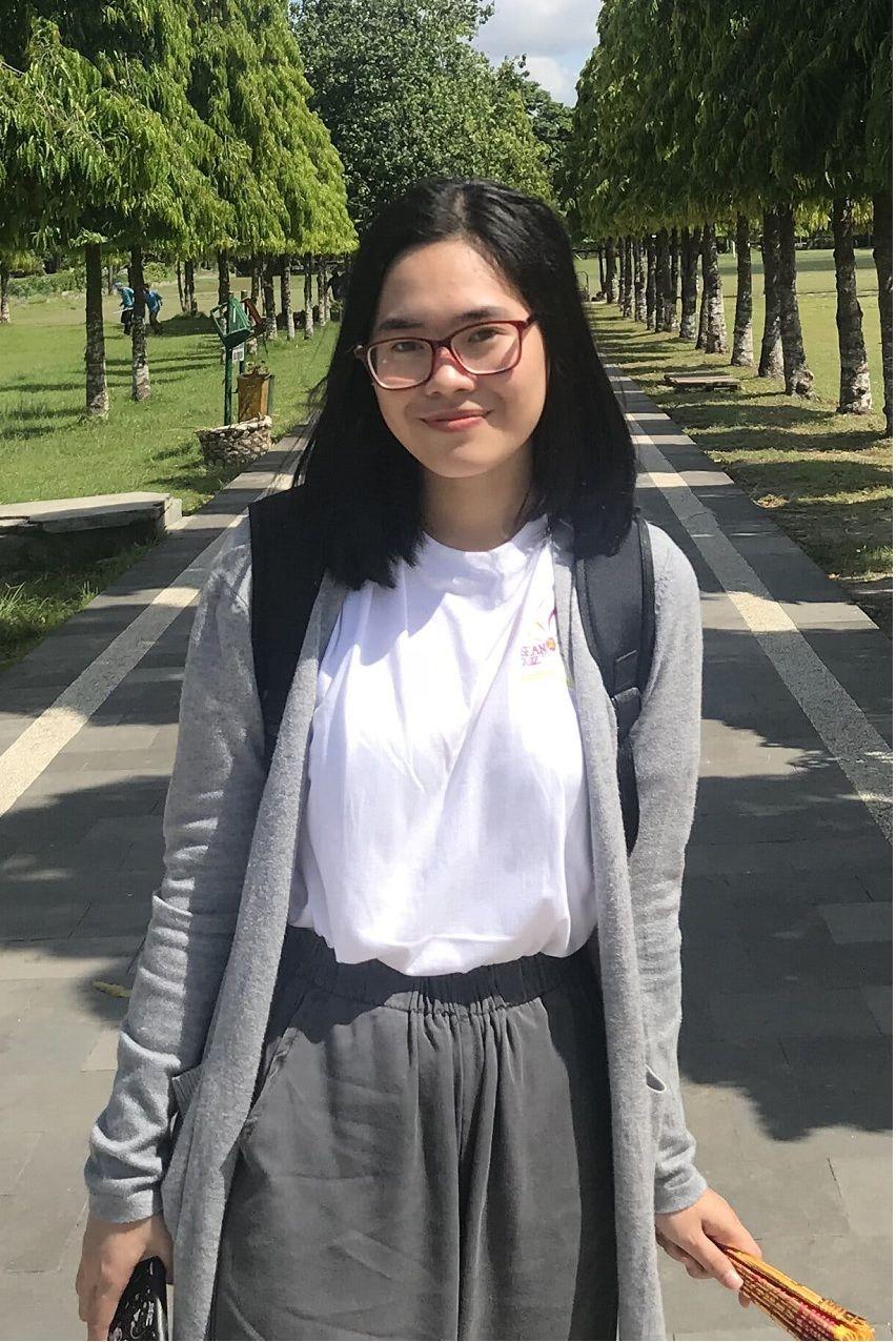 Bạn Trần Mai Phương - Trường THPT Chuyên Lê Quý Đôn - Đà Nẵng
