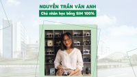 Học bổng SIM 100% 2020