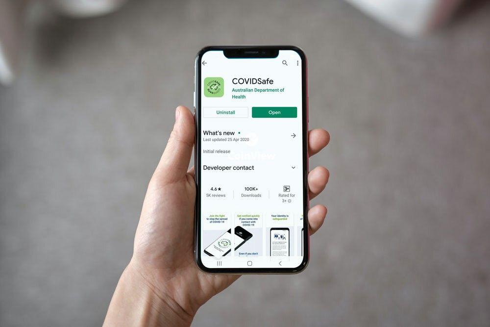 Nước Úc đã ra mắt ứng dụng COVIDSafe nhằm theo dõi những người tiếp xúc với bệnh nhân Covid-19 để khoanh vùng và cách ly kịp thời, ngăn ngừa dịch bệnh lây lan