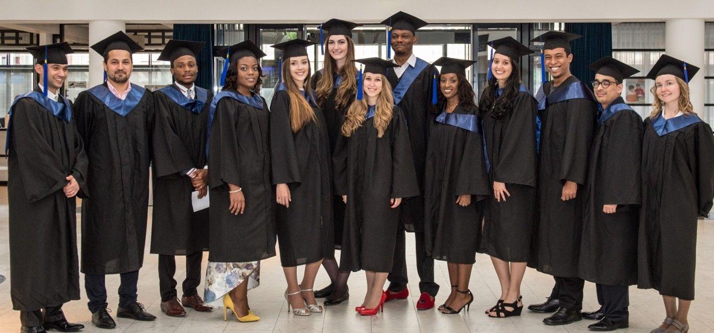 Có đến 90% sinh viên Đại học KHUD Wittenborg là sinh viên quốc tế