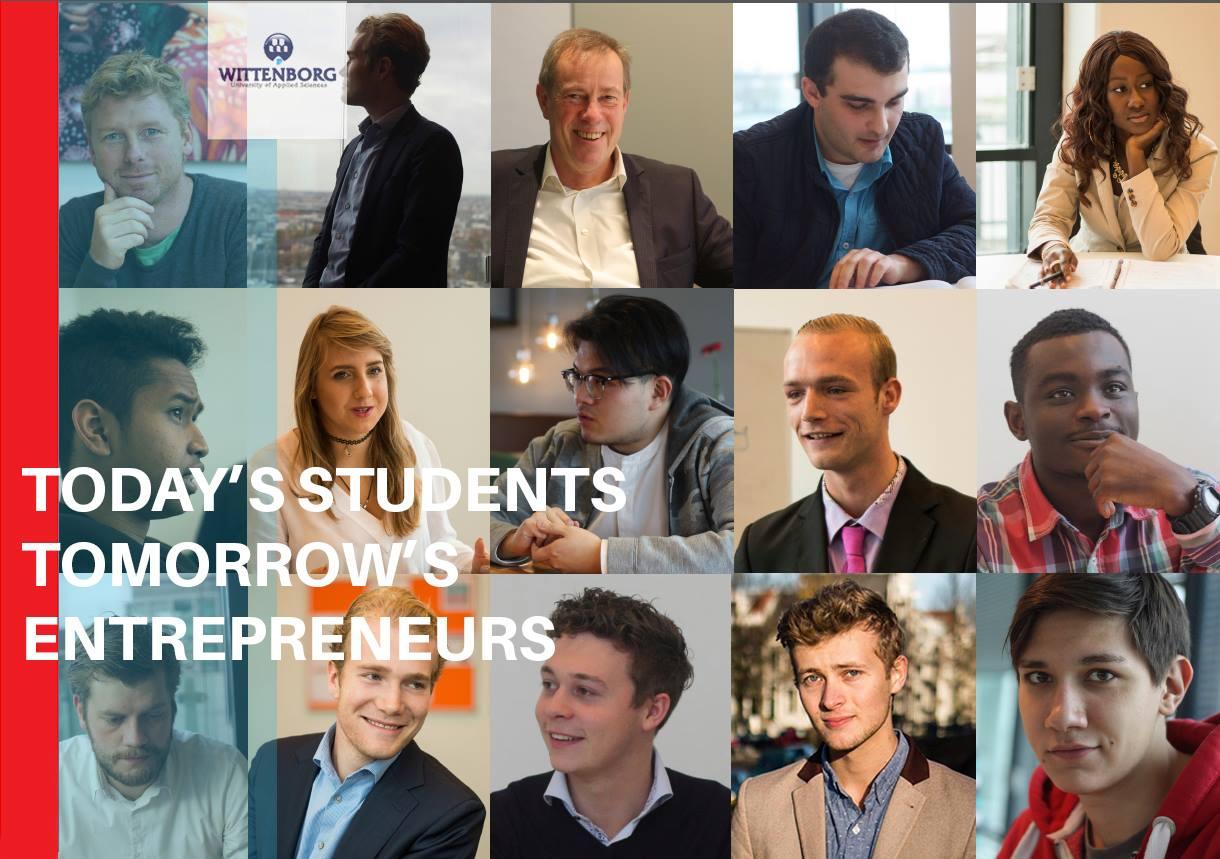 Sinh viên Đại học KHUD Wittenborg được đào tạo để trở thành những doanh nhân trong tương lai