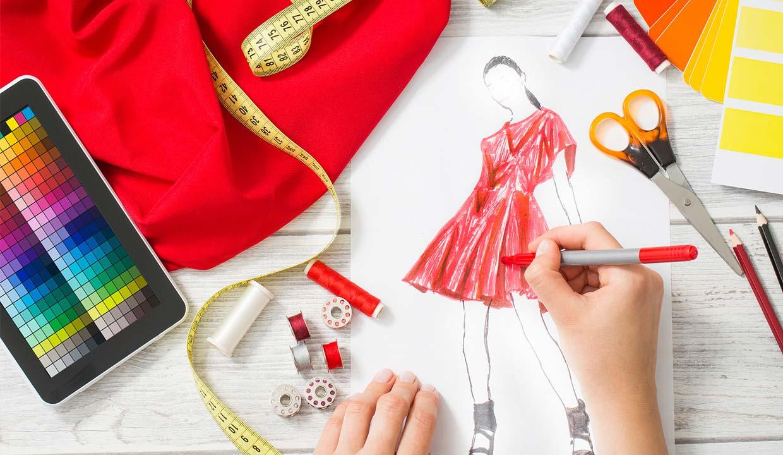 Thời trang và thiết kế là lĩnh vực có nhiều người lao động tự do tại Thụy Điển