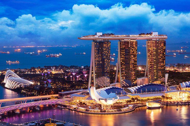 khóa học mới của JCU Singapore 2020